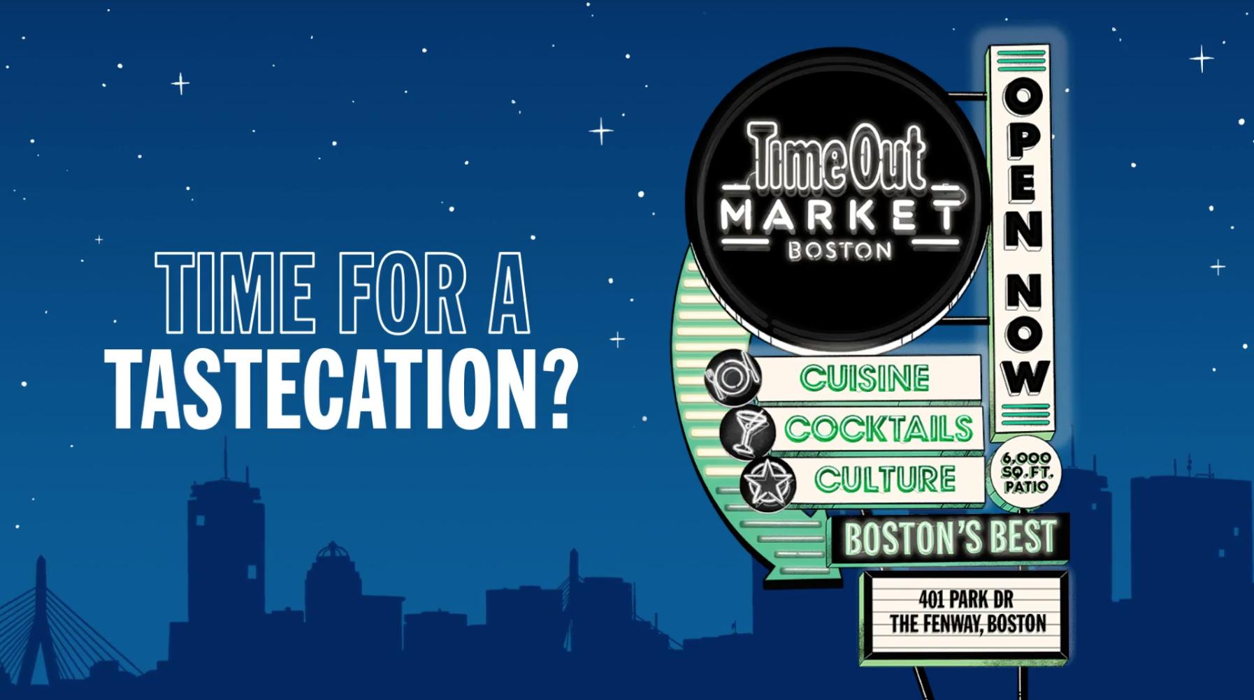 Time Out Market Tastecation