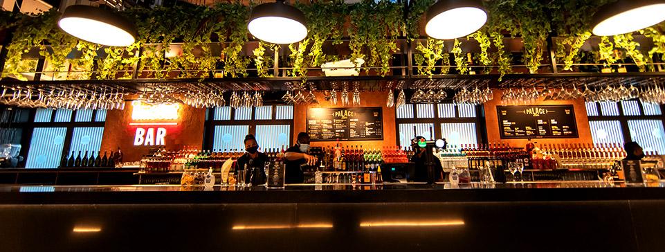 TOM DUBAI palace bar