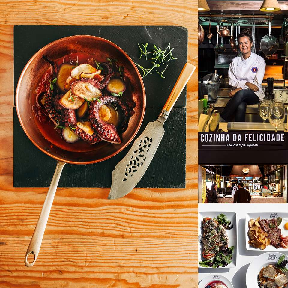 Cozinha da Felicidade | Time Out Market Lisboa