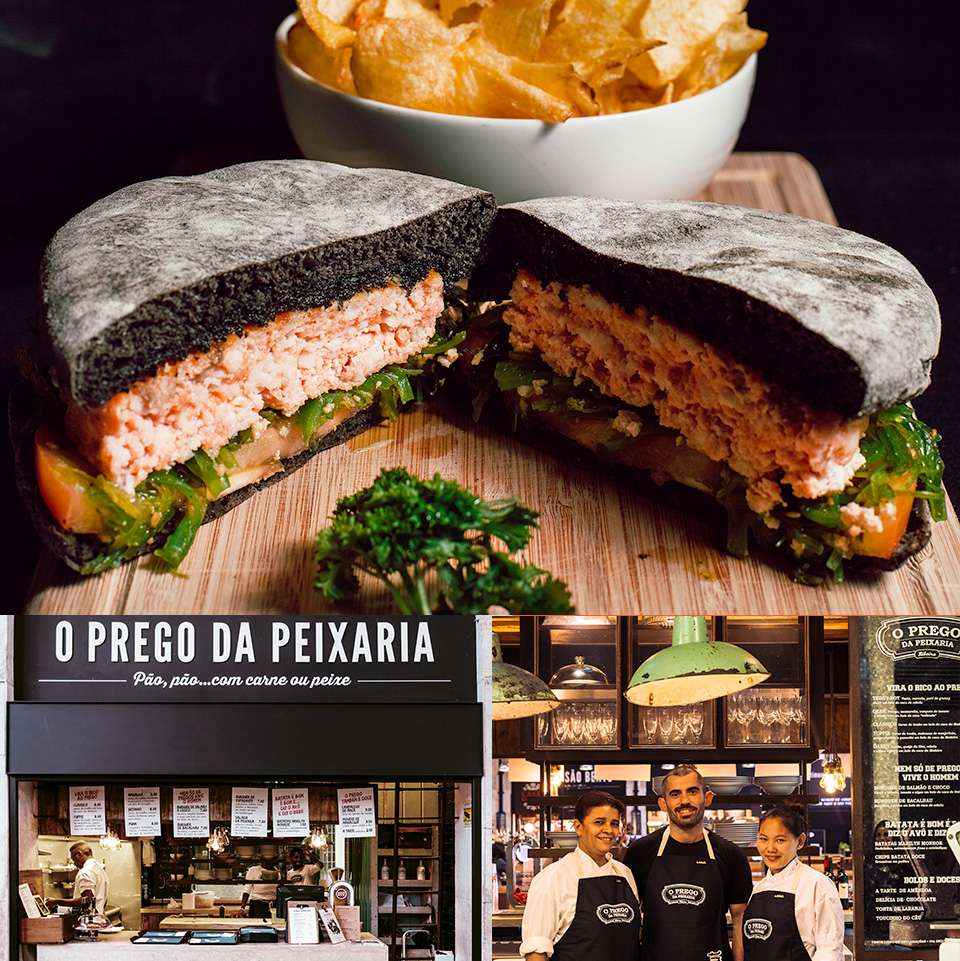 Prego da Peixaria | Time Out Market Lisboa