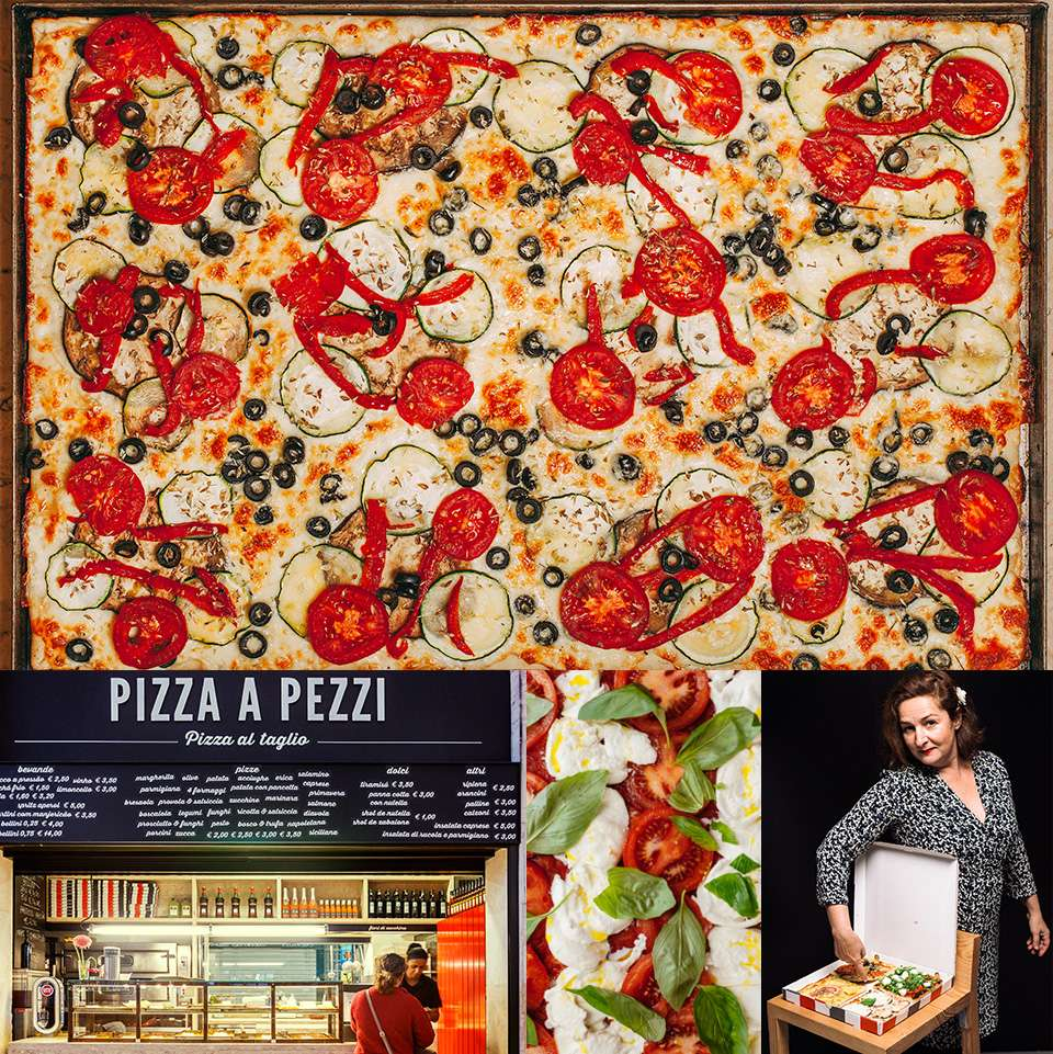 Pizza a Pezzi | Time Out Market Lisboa