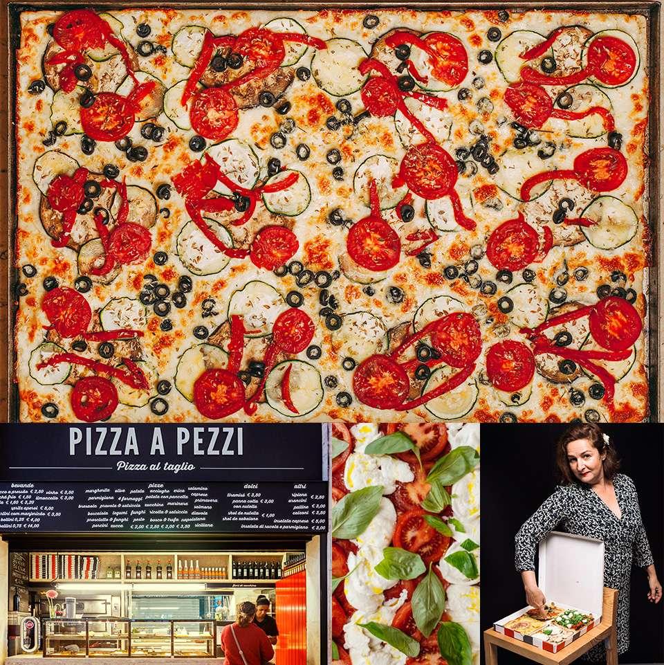 Pizza a Pezzi | Time Out Market Lisboa