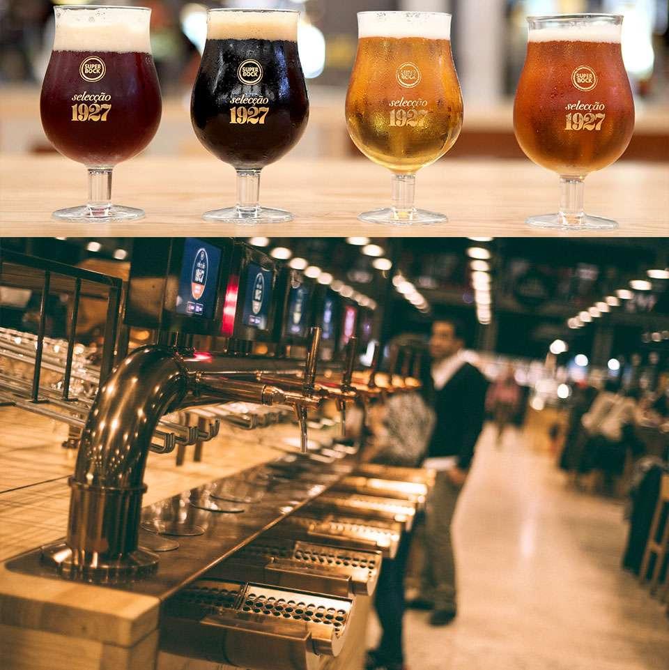 Beer Experience Super Bock