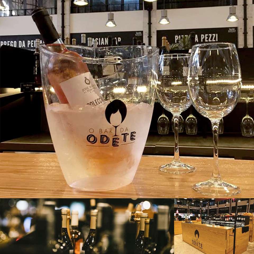 O Bar da Odete