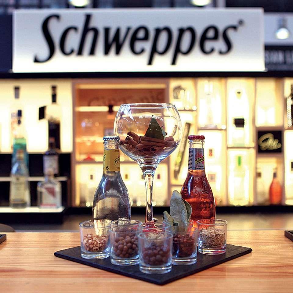 Gin Club by Schweppes