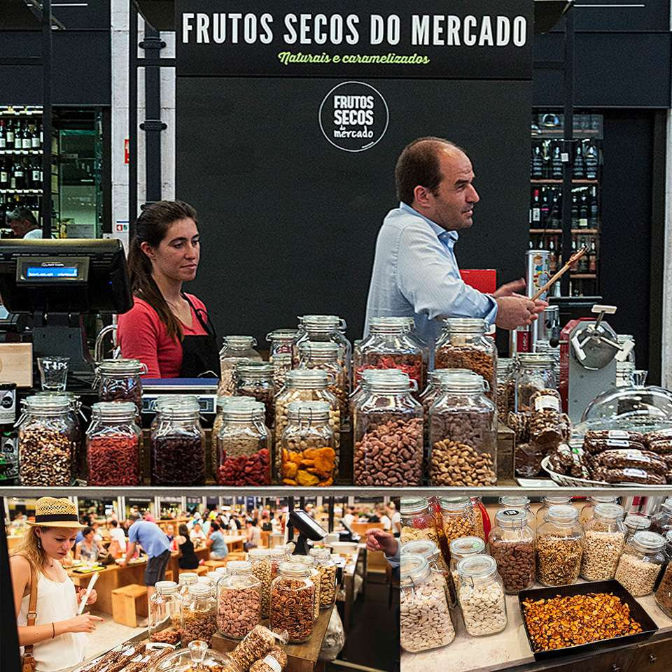 Frutos Secos do Mercado