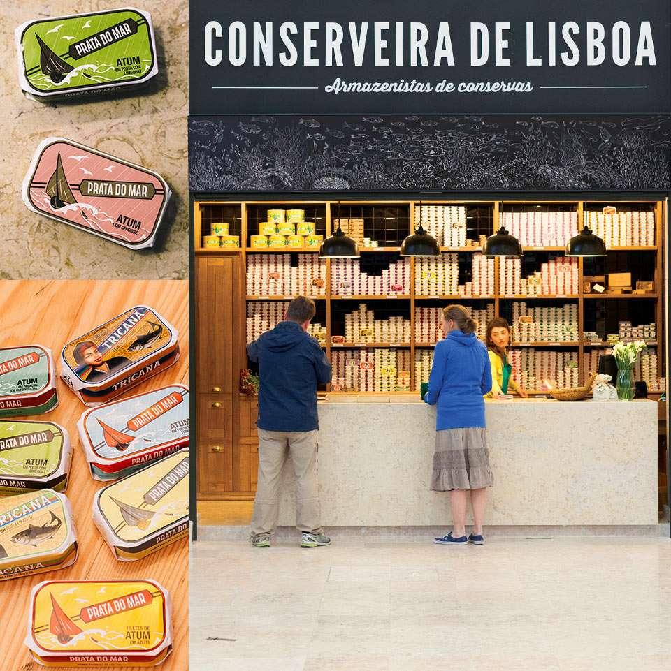 Conserveira de Lisboa | Time Out Market Lisboa
