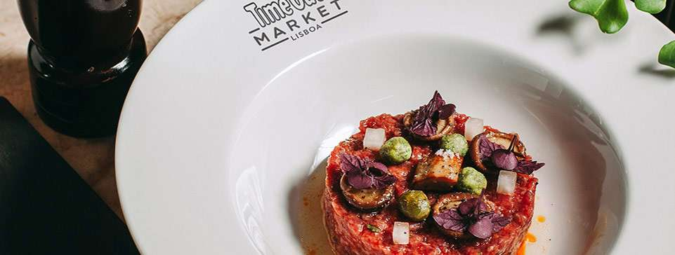 Restaurante Tartar-ia | Time Out Market Lisboa