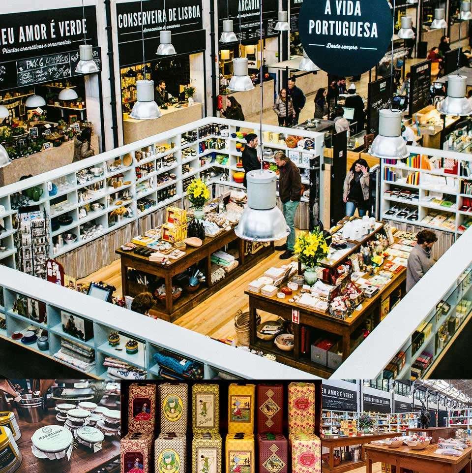 A vida Portuguesa   Time Out Market Lisboa