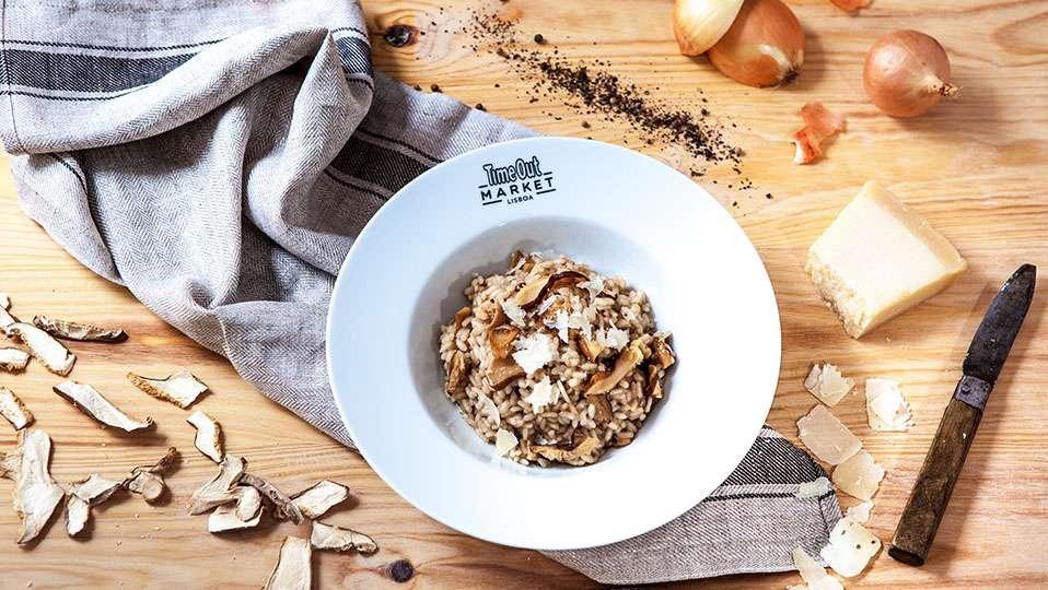 Cozinha Italiana: O Risotto