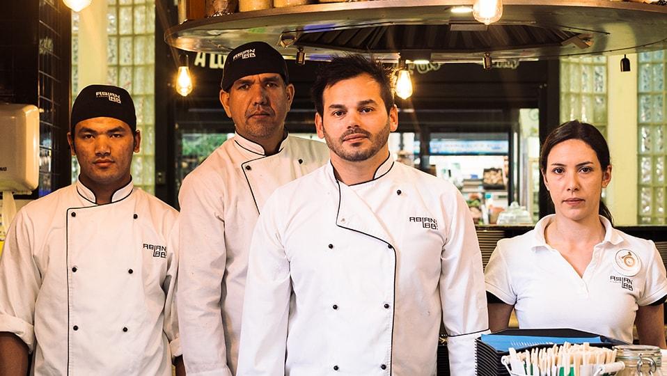 Chef do Mercado: Maurício Vale (Asian Lab)