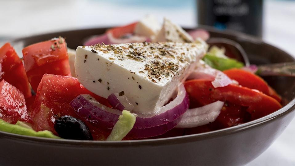 Cozinhas do mundo: grécia