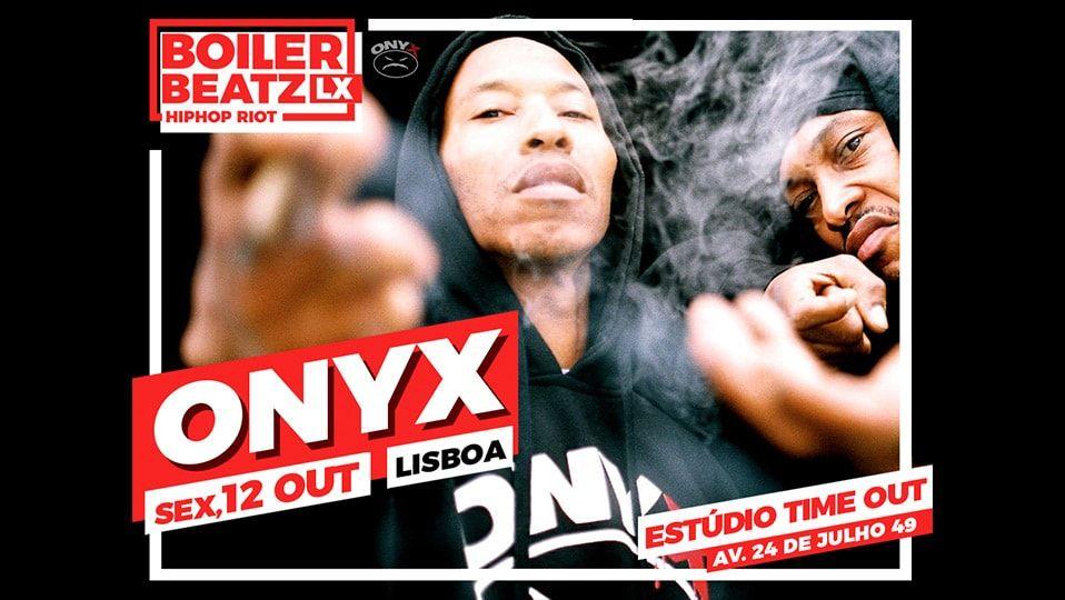 Onyx + Phoenix RDC + Dadda – Boiler Beatz Lx