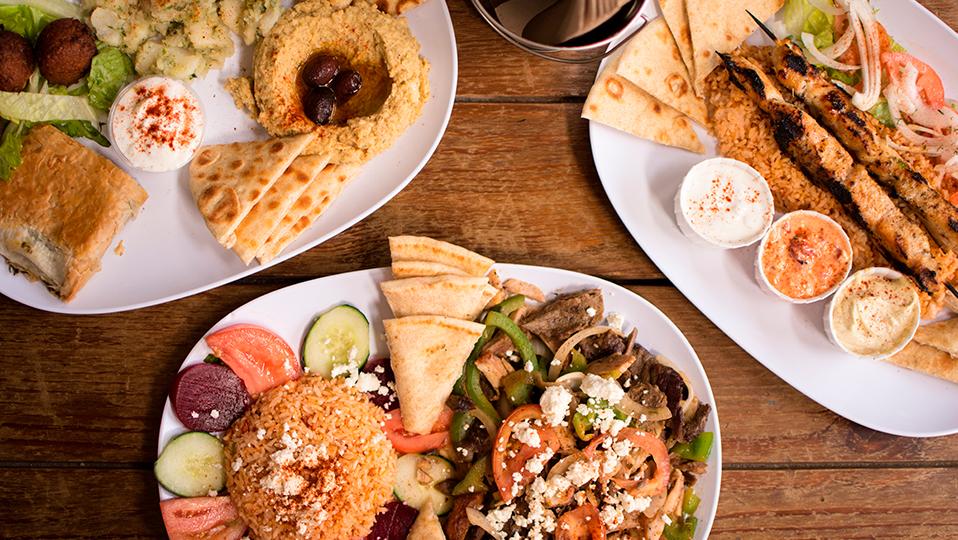 cozinhas do mundo: médio oriente