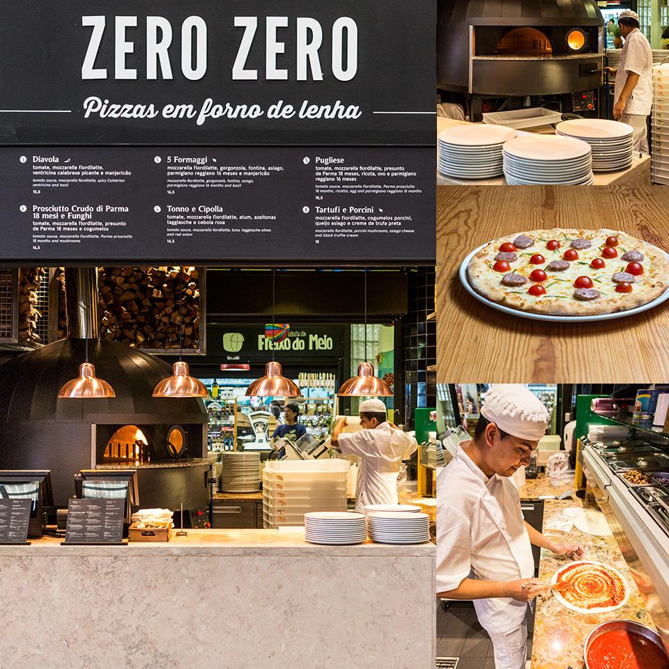 zero zero pizzeria