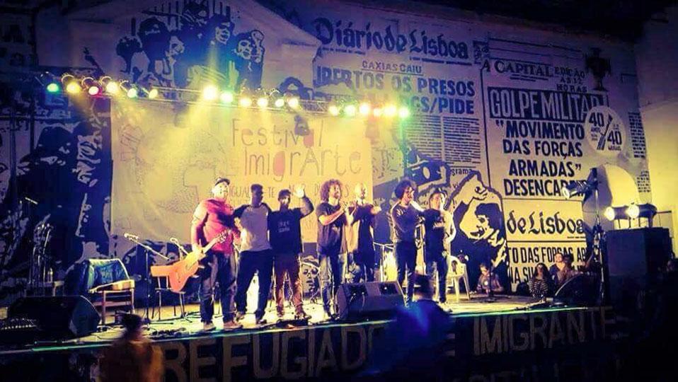 Viva o Samba Lisboa – day 1