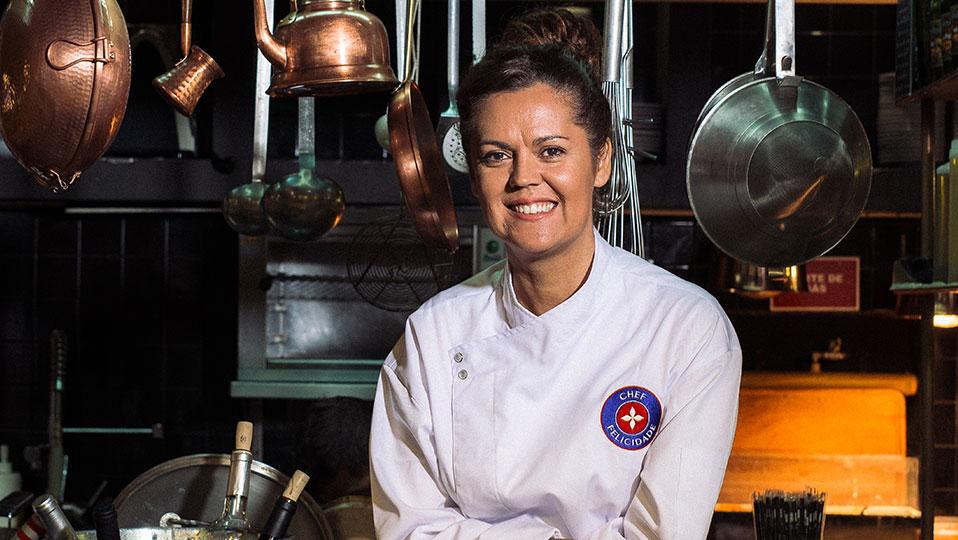 Chef do Mercado: Susana Felicidade