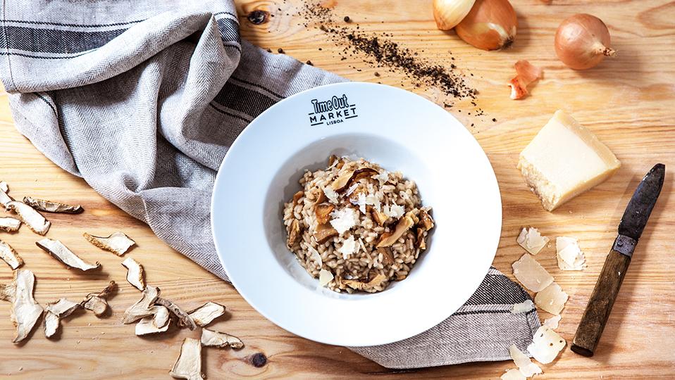 Cozinhas do Mundo: Itália – Masterclass de Risotto