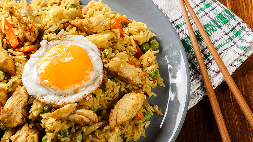 World Cuisines: Indonesia – Nasi Goreng