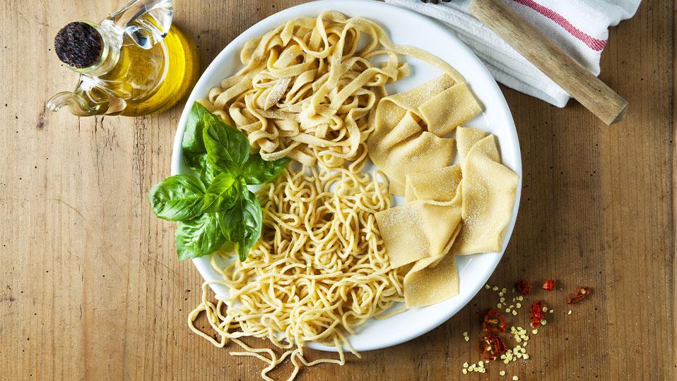 Cozinhas do Mundo: Itália – Masterclass de Pasta Fresca
