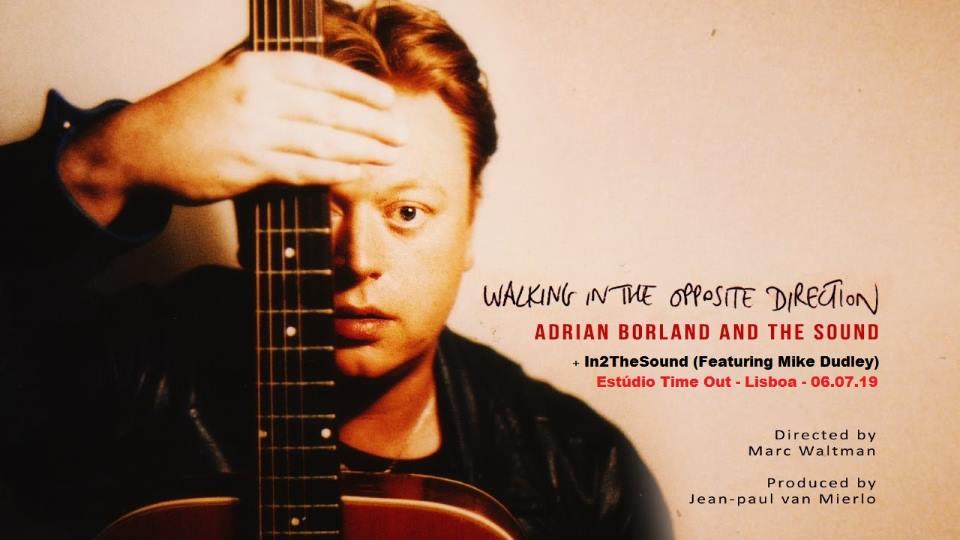 Adrian Borland and The Sound (Filme) + In2The Sound (concerto)