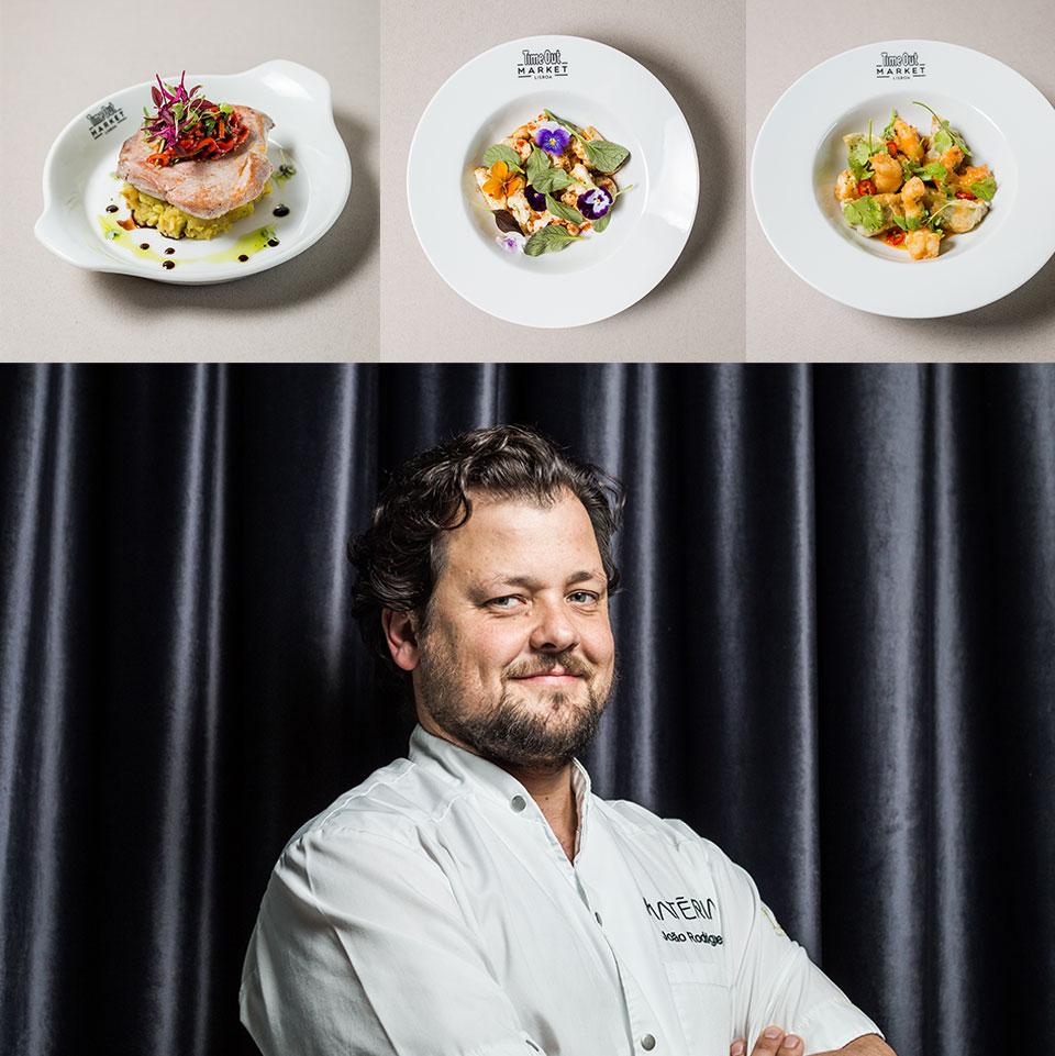 chef João Rodrigues cozinha