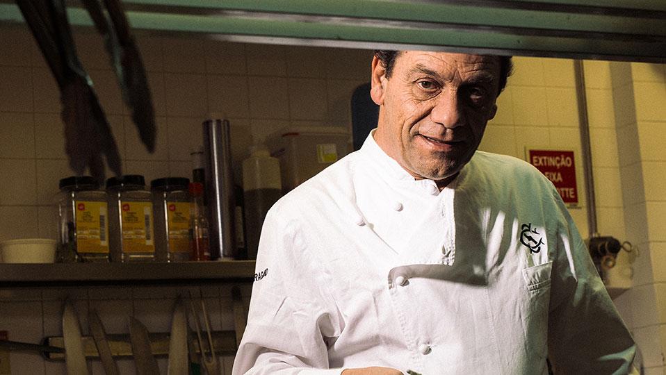 Chef do Mercado: Miguel Castro e Silva