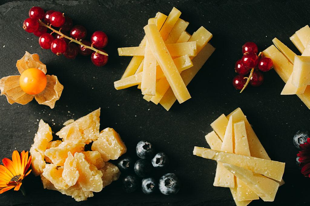 Prova de queijos Manteigaria Silva