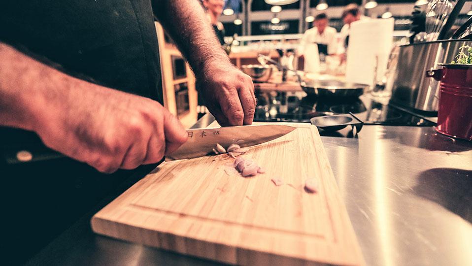 Curso de Cozinha – Kitchen Skills nível 2