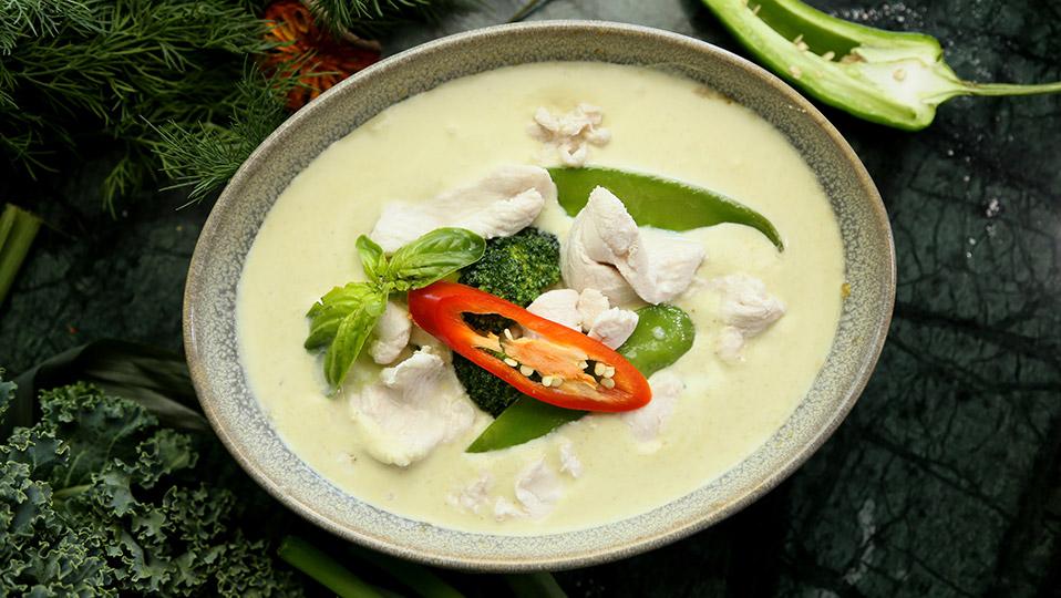 Cozinhas do Mundo: Tailândia – Caril Verde
