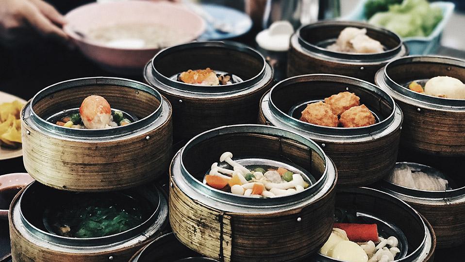 Cursos de cozinha chinesa - dim sum