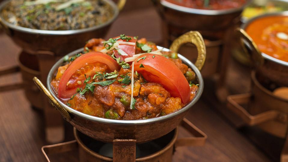 Cozinhas do Mundo: Índia – vegetariano