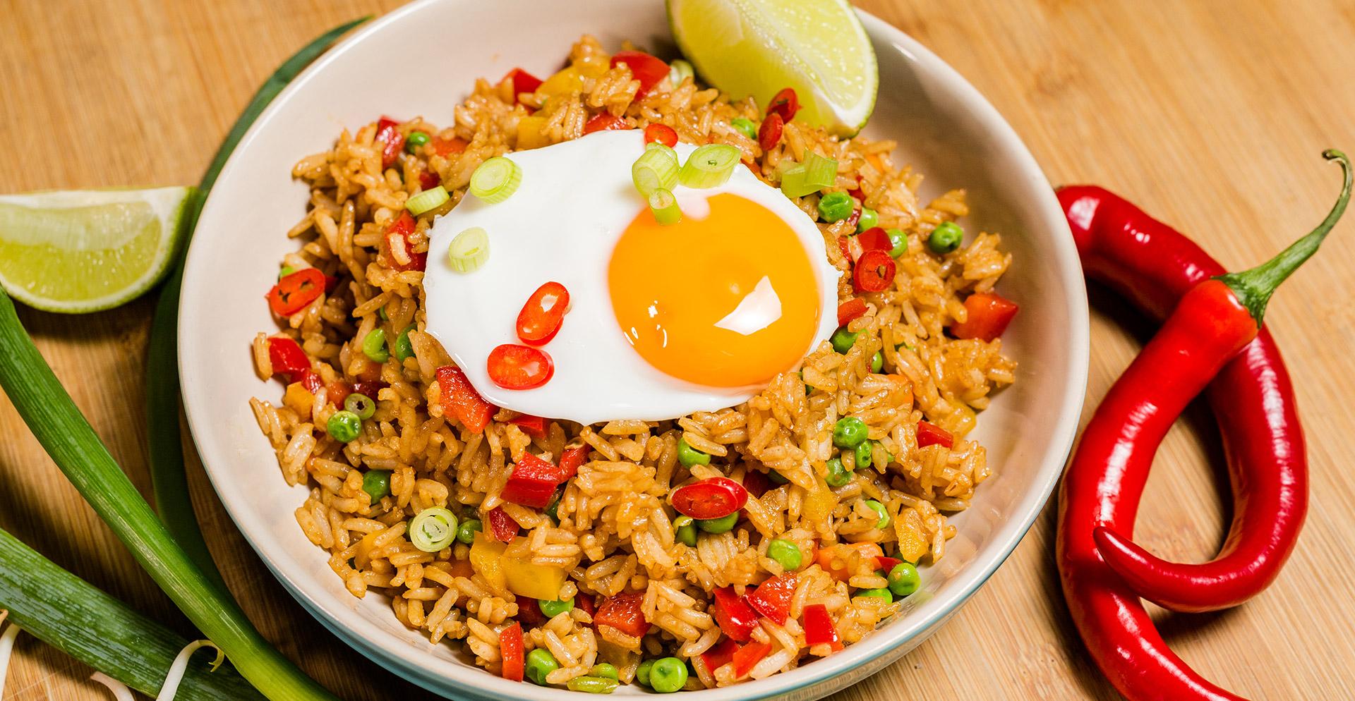 indonesia nasi goreng