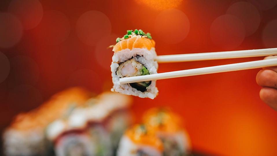 Chef do Mercado: Rafael Oyama – Masterclass de Sushi