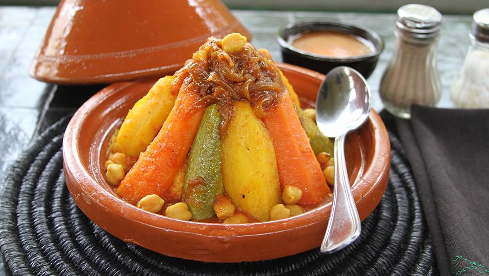 Cozinhas do Mundo: Marrocos