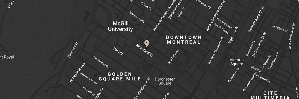 Map of where Time Out Market is located in Montreal